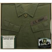 U.S. Army Vietnam Uniform Keepsake Album 30cm x 30cm -Olive
