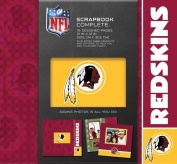 CR Gibson Tapestry Complete Scrapbook Kit, Washington Redskins