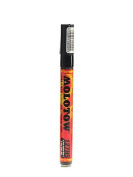 Molotow One4All Acrylic Paint Markers 1 mm signal black 180 [PACK OF 6 ]