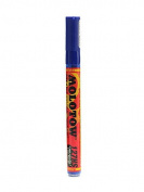 Molotow One4All Acrylic Paint Markers 2 mm true blue 204 [PACK OF 6 ]