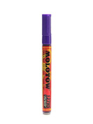 Molotow One4All Acrylic Paint Markers 2 mm violet HD currant 042 [PACK OF 6 ]