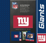 CR Gibson Tapestry Complete Scrapbook Kit, New York Giants