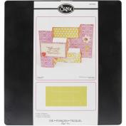Sizzix 657159 Bigz Pro Tri-Shutter Die Card