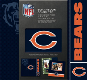 CR Gibson Tapestry Complete Scrapbook Kit, Chicago Bears