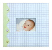Tapestry by CR Gibson Little Pond Baby Boy Complete Scrapbook Kit, 30cm by 30cm
