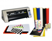 Sign Warehouse Vinyl Express® Cutter R19 Bundle w/ VE LXi Apprentice Software for Sign Making Hobby Craft