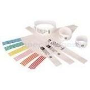 Wristband Polypropylene 2.5cm x 18cm Direct Thermal Zebra Z-Band Direct 2.5cm core - 6 / Carton - 300 / Roll