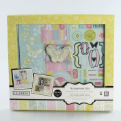 """Complete Scrapbook Kit """"Wings of Love"""""""