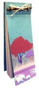 Mr. Ellie Pooh Elephant Dung Paper List Pad,Robin's Egg Blue