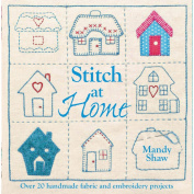 F & w Publications David & Charles Books-stitch At Home
