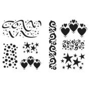 Cedar Canyon Textiles CCT713 Celebrate Stencils