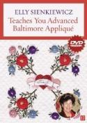 Elly Sienkiewicz Teaches You Advanced Baltimore Album Appliqué DVD