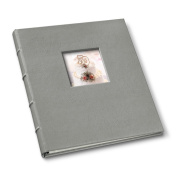 Presentation 1.9cm Window Binder Freeport Pewter