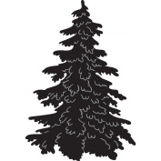 Marianne Design Craftable Dies - Craftable Die Pine Tree
