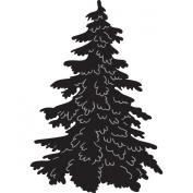 Marianne Design Craftable Dies - Craftable Die Pine Tree