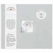 Storybook Album 30cm x 30cm -Grey