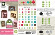 Cricut Cartridge, Spring Holiday Cards