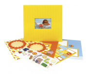 Tapestry by CR Gibson Scrapbook Complete Kit, Summer Theme, 30cm by 30cm
