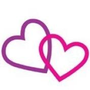 Accucut SlimLine Die - Heart to Heart
