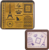 Margaret Stamp Set 0831-007