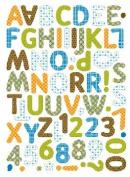 Bella Blvd Belvedere All Inclusive Chipboard Alphabet