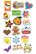 Creative Teaching Press CTP4141 Seasons And Holidays Jumbo Stickers Variety Pack
