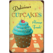 Delicious Cupcakes Sign