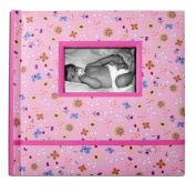 Creat-a-Memory Record and Play Family Memory Photo Album; Baby Girl