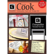 Changeables Personalise Your Life Design Kit Stamp for the COOK