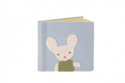 Kata Golda 18cm By 18cm Bunny Boy Felt Applique Photo Album