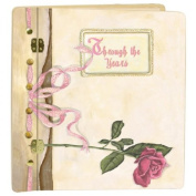 Lexington Studios 12056R Journal Book - Rose Large Photo Album