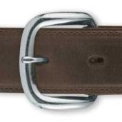 Tandy Leather Nickel Heel Bar Buckle Fits 2.5cm Belt 1574-22