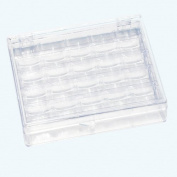 Storage Box Sewing Thread Bobbins Holder Metal/plastic