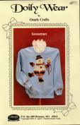 Snowman Doily Wear