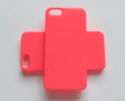 DIY Coral Hard Snap-on Backcover Case for Apple Iphone 5S --- By Pixiheart