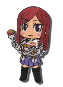 Fairy Tail S-class Mage Sd Erza Scarlet Patch