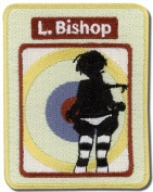 Strike Witches - Lynette Iron on Patch