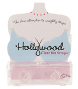Hollywood Clear Bra Straps