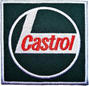 CASTROL Oils Lubricants Motorsport emblem T Shirts GC08 Patches