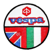 VESPA Scooters Mopeds Motorcycles Classic Clothing BV05 Iron on Patches