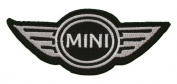 MINI Cooper S BMW Motors Cars Logo Shirt iron on Patches PB28