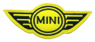 MINI Cooper S Motors Cars Logo Clothing iron on Patches PB34
