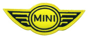 MINI Cooper S Motors Cars Logo Clothing iron on Patches PB34