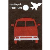 Car Design Small Iron-on Applique