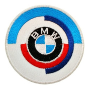 BMW 3 5 7 M Series Cars Motors Motorcycles New Logo Clothing CB04 Iron on Patches