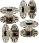 Metal Bobbins (4 Pack)