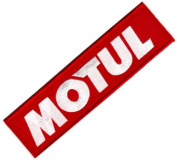 MOTUL Oil 300v Motorcycle Bikes Racing Moto GP t shirt Logo GM01 Embroidered Patches