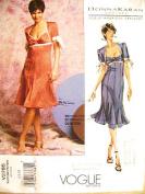 Donna Karan New York Vogue American Designer Pattern V 2785 Size 12 14 16