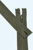 18cm Zipper Talon #3 Skirt & Dress Closed Bottom ~ 483 CC Govt Green