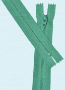 23cm Zipper Talon #3 Skirt & Dress Closed Bottom ~ 068 Club Green